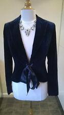 Velvet 1990s Vintage Coats & Jackets for Women