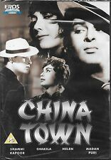 CHINA TOWN - (OLD MOVIE) OF SHAMMI KAPOOR -NEW EROS BOLLYWOOD DVD –