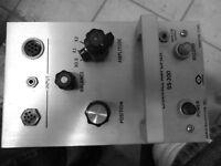 NARCO BIOSYSTEMS channel  amplifier SS-300 3 amplitude ;Houston, tx oldschool