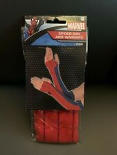 New Marvel Spider-Girl Adult Arm Warmers
