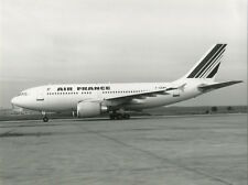 AIR FRANCE AIRBUS A310 LARGE PHOTO F-GEMO