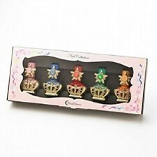 Bandai Sailor Moon Miracle Romance Nail Collection From Japan