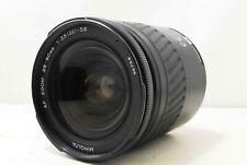 【Excellent++】Minolta AF ZOOM 28-80mm F/3.5-5.6 Black Sony A-Mount Lens from Japa