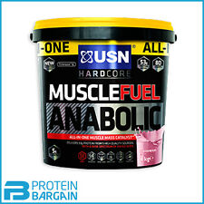 USN Muscle Fuel Anabolic All In One Lean Muscle 4kg