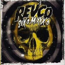 REVOLTING COCKS / REVCO - SEX-O MIXXX-O (NEW & SEALED) Metal Remix Album CD