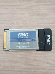 SMC WIRELESS CARDBUS ADAPTER MODEL: SMC2835W 2.4GHz