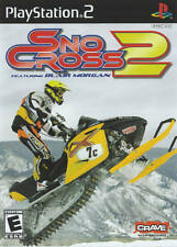 Snocross 2 PS2 Playstation 2 Game Complete