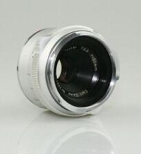 CARL ZEISS Tessar f2.8/50mm Lens for Contarex Cameras - SCARCE 6,000 Made (YZ115
