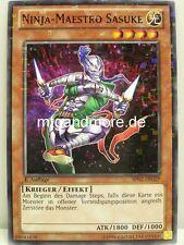 YU-GI-OH - 1x NINJA-maestro SASUKE-MOSAIC RARE-bp02-War of the Giants