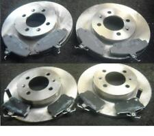 MGF MG-F VVC 1995-2002 FRONT REAR BRAKE DISCS PADS