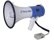 New Pyle PMP50 Professional Piezo Dynamic Handheld Megaphone Bullhorn Siren