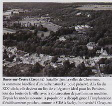 2011  --  BURES SUR YVETTE  ANNEES 60   VUE AERIENNE   3C973