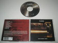 PLACEBO/NEGRO MARKET MUSIC(CDFLOOR13/VIRGIN 7243 8 50049 2 6)CD ÁLBUM