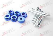Lower Control Arms Dress-Up Washers 90-01 Integra/88-00 Civic EG Blue