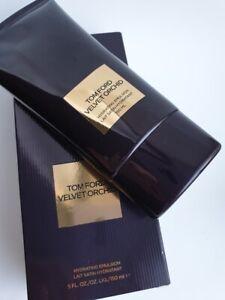 TOM FORD Velvet Orchid Hydrating Emulsion Perfumed Body Cream Lotion 5 Oz 150 ML