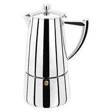 Kaffeebereiter 10 Schälchen Stellar Art Déco Herdplatte Top Espressomaschine
