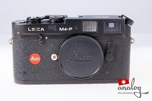 Leica M4-P - werkstattüberholt | klassische-kameras An- und Verkauf