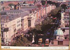 Irish Postcard O'Connell Street Gpo Dublin Insight Ireland Peter Zöller Zoller