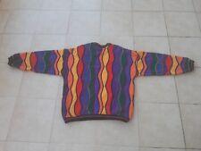 Tundra Canada Bachrach XL coogi Mercerized Crew Neck Knit Sweater
