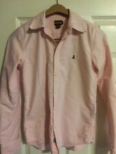 Rugby Ralph Lauren Woman's Oxford Shirt Sz 2 NWOT Pink Striped