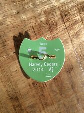 2014 Long Beach Island LBI Jersey Shore Harvey Cedars Beach Badge Week 5