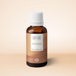 Orange (Sweet) Pure Essential Oil- Pure & Therapeutic Grade- 10ml
