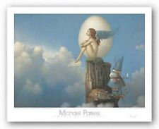 Magic Spring Michael Parkes Fantasy Art Print Poster 18x13