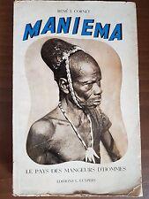 Afrique Maniema 1952