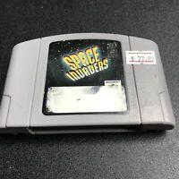 Space Invaders Nintendo 64 N64 1999 Cart Only *