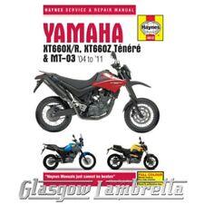 Yamaha XT 660 X 2006 Haynes Service Repair Manual 4910