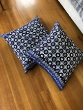 Geometric Square Decorative Floor Cushions