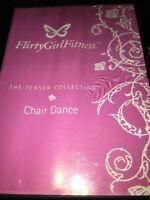 Flirty Girl Fitness Teaser Collection Chair Dance Workout Stripper Move DVD 2003