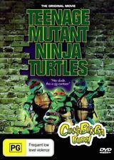 TMNT: Teenage Mutant Ninja Turtles THE MOVIE : NEW DVD