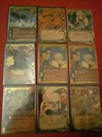 Naruto Series 4 lot - Revenge and Rebirth (card game, collectible, ccg, tcg)