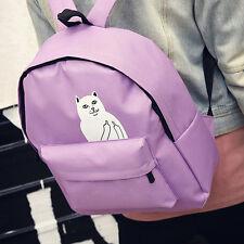 Women Girls School Backpack Rucksack College Travel Shoulder Bag Handbag Satchel