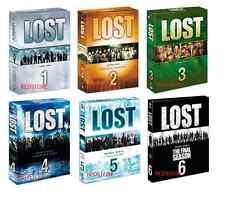 LOST - STAGIONI 1,2,3,4,5 e 6 -La Serie Completa Cofanetti Singoli Sigillati ITA