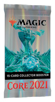 Magic The Gathering MTG Core 2021 COLLECTOR Booster PACK | 1 PACK per order