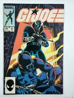 1985 G.I. Joe #31 Marvel Copper Age COMIC BOOK