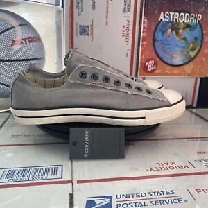 Converse x John Varvatos Chuck Taylor Low 'Frost Grey' - 103423 - Size: Mens 9.5