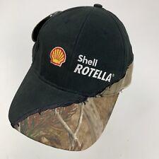 Shell Rotella Ball Cap Hat Adjustable Baseball