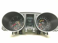 VW Golf 6 Diesel Km/H Compteur de Vitesse Instrument Cluster Speedo 5K0920870G
