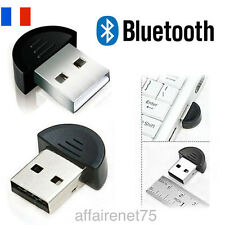 Mini Clé USB Bluetooth V2.0 EDR Dongle Adaptateur Neuf