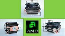 AMD Heatsink CPU Cooling Fan for Athlon 64 X2 Dual Core Socket 939-940-AM2 - New