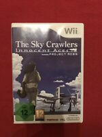 The Sky Crawlers: Innocent Aces Nintendo Wii Game