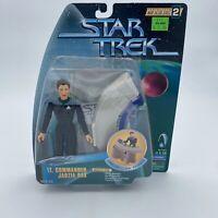 Star Trek Deep Space Nine Jadzia Dax Galactic Gear Series 2 Playmates rare USA