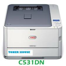STAMPANTE LASER LED A COLORE OKI C531DN C531 DN 44951614