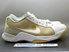 de72be5c5b1f Men s Nike Hyperdunk Low White Silver 2010 Basektball Shoes 386424-102 ...
