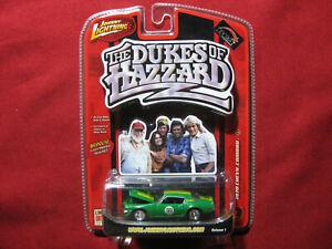 1:64 Dukes of Hazzard Cooter's 1970 Chevy Camaro Release 1 Car Hazard