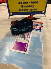 Hasbro Transformers Animated Deluxe Soundwave with Laserbeak Complete