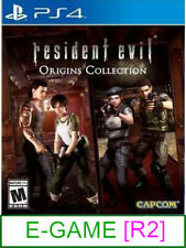 PS4 Resident Evil Origins Collection [R2] ★Brand New & Sealed★